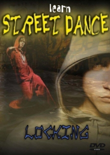 Learn Street Dance: Locking and Crumping, DVD  DVD