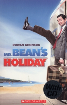 Mr Bean's Holiday, Mixed media product Book