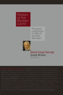 David Lloyd George : Great Britain, Hardback Book