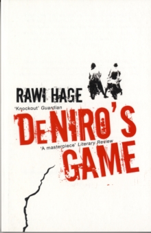 De Niro's Game, Paperback Book