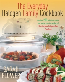Everyday Halogen Family Cookbook, Paperback / softback Book