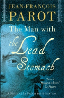 The Man with the Lead Stomach, Paperback Book