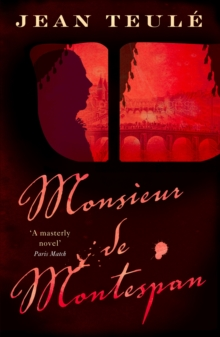 Monsieur Montespan, Paperback Book