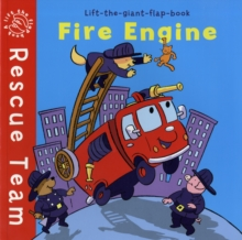 Fire Engine, Paperback Book