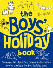 The Boys' Holiday Book, Paperback Book