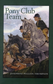 Pony Club Team, Paperback Book