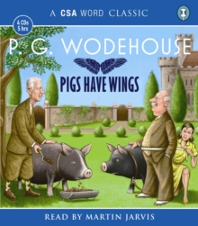 Pigs Have Wings, CD-Audio Book