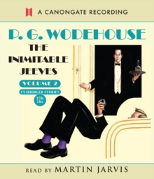 Inimitable Jeeves  The - Vol2, CD-Audio Book