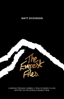 The Everest Files, Paperback Book
