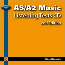 AQA AS/A2 Music Listening Tests, CD-Audio Book