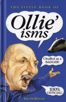 Little Book of Ollie'isms, Hardback Book
