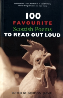100 Favourite Scottish Poems to Read Out Loud, Paperback Book