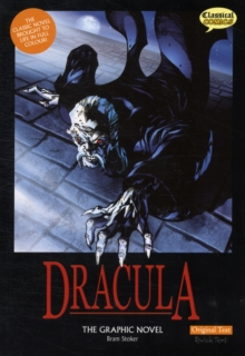 Dracula The Graphic Novel Original Text, Paperback / softback Book