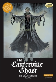 The Canterville Ghost : The Graphic Novel Original Text, Paperback Book