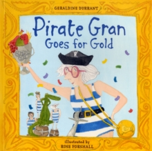 Pirate Gran Goes for Gold, Paperback Book