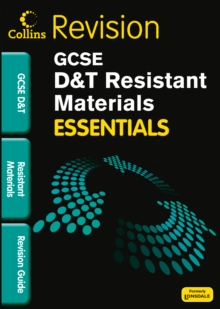 Resistant Materials : Revision Guide, Paperback Book