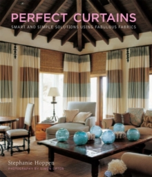 Perfect Curtains, Hardback Book