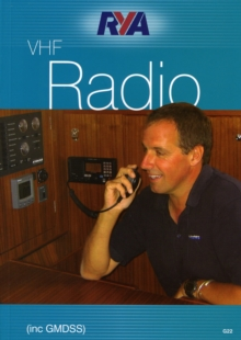 RYA VHF Radio Including GMDSS, Paperback Book