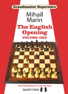 English Opening: Volume 1 : Grandmaster Repertoire 3, Paperback Book