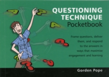 Questioning Technique Pocketbook, Paperback Book
