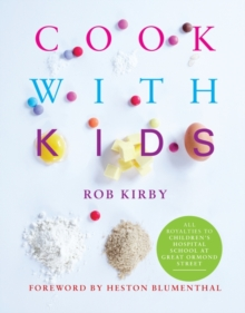 Cook with Kids, Hardback Book
