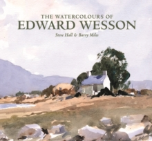 The Watercolour's of Edward Wesson, Hardback Book