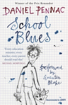 School Blues, Paperback Book