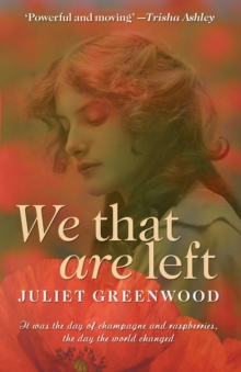 We That are Left, Paperback Book