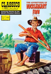Adventures of Huckleberry Finn, The, Paperback Book