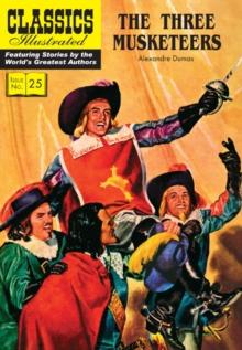 Three Musketeers, The, Paperback Book