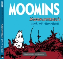 Moomintroll's Book of Thoughts, Hardback Book