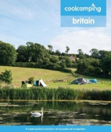 Cool Camping Britain : A hand-picked selection of exceptional campsites, Paperback / softback Book