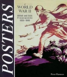 Posters of World War II, Hardback Book