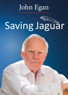 Saving Jaguar, Hardback Book
