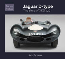 Jaguar D-Type : The Story of XKD526, Hardback Book