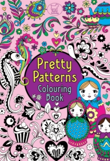 Pretty Patterns Colouring Book, Paperback Book