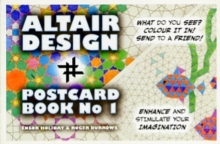 Altair Design Pattern Postcard : Bk. 1, Postcard book or pack Book