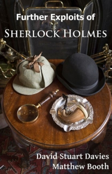 Further Exploits of Sherlock Holmes, EPUB eBook