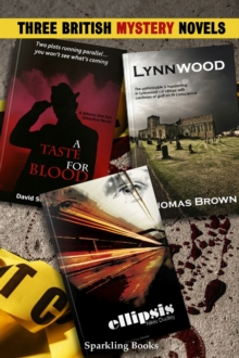Three British Mystery Novels, EPUB eBook