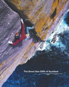The Great Sea Cliffs of Scotland, Hardback Book