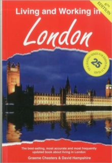 Living and Working in London, Paperback Book