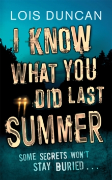 I Know What You Did Last Summer, Paperback / softback Book