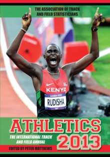 Athletics : The International Track and Field Annual, Paperback Book