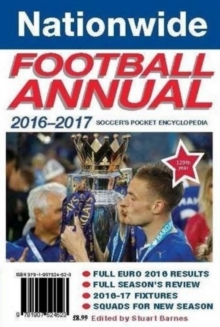 Nationwide Football Annual: Soccer's Pocket Encyclopedia, Paperback Book