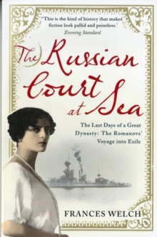 The Russian Court at Sea, Paperback Book
