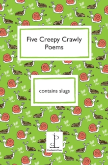 Five Creepy Crawly Poems, Paperback Book