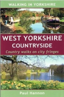 West Yorkshire Countryside : Country Walks on City Fringes, Paperback / softback Book