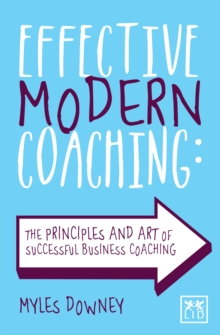 Effective Modern Coaching, Paperback Book