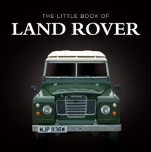 Little Book of Land Rover, Hardback Book