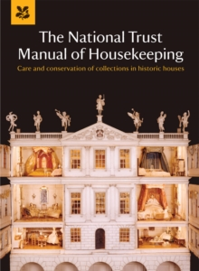 The National Trust Manual of Housekeeping, Hardback Book
